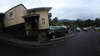 360° video 2017 Nimbin MardiGrass. Thursday, setting up.