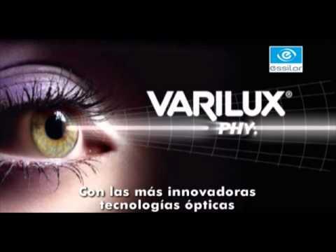 05906acb7d81b Varilux-Physio multifocal, progresivo - YouTube
