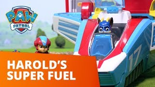 PAW Patrol | Harold's Super Fuel | Toy Episode | PAW Patrol Official & Friends