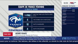 Equipe de France - Renard :