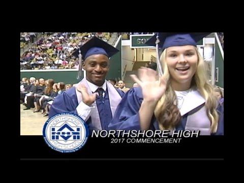 Northshore High School Graduation 2017