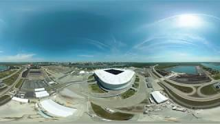 2018 FIFA World Cup: Rostov Arena (360 VIDEO)