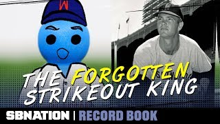 It took 228 pitches to set the MLB strikeout record | Record Book