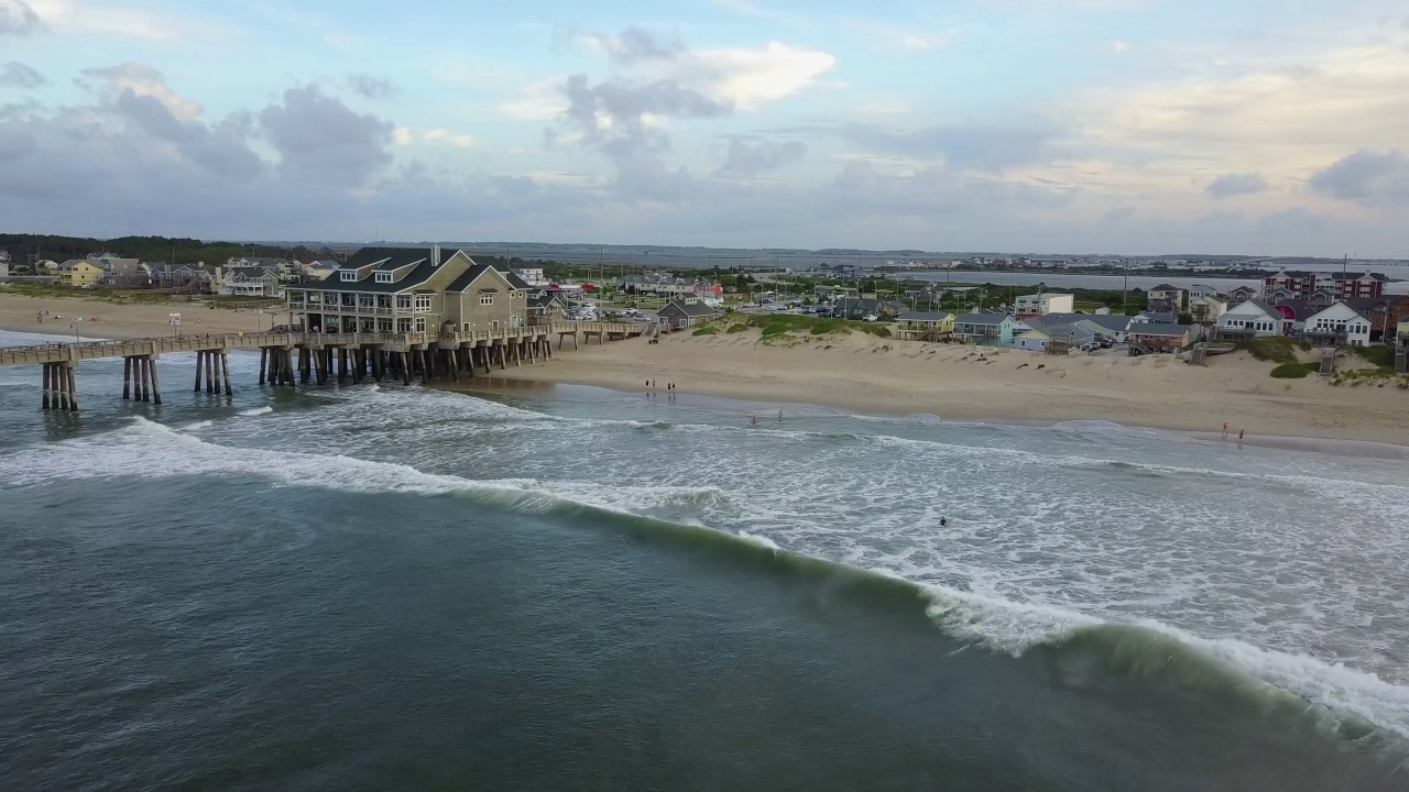 4K Outer Banks Drone Footage