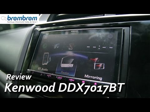 Review - Kenwood DDX7017BT | brembrem com