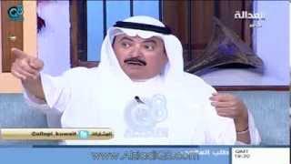 لقاء ناصر الدويلة عبر برنامج اللوبي على قناة العدالة عن أزمة الخليج وسحب السفراء من قطر 11-3-2014