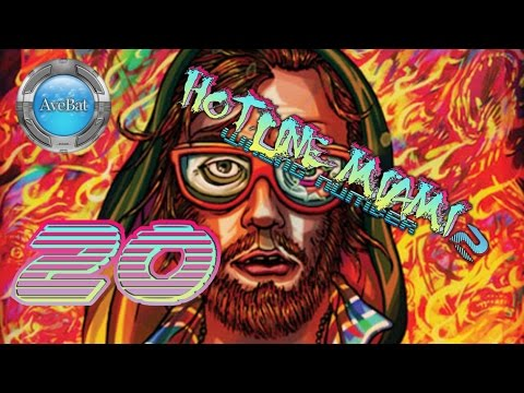 Hotline Miami 2 - Wrong Number part 20 Act V 20th Scene Release