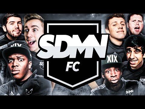 KSI TROLLS THE SIDEMEN! (SDMN Clubs)