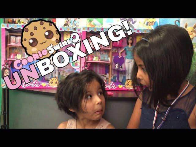 Cookie Swirl C Barbie Unboxing!