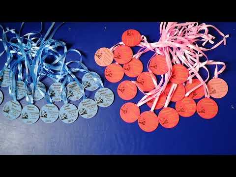 Медали на выпускной в детсад, школу, спортивные мероприятия, корпоративы