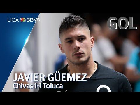 Chivas 1 - [1] Toluca (J. Güemez 48')