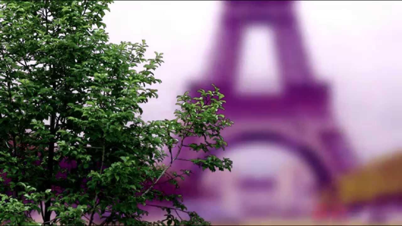 La Hermosa Torre Eiffel De París, Francia