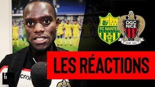 Nantes 1-2 Nice : les réactions