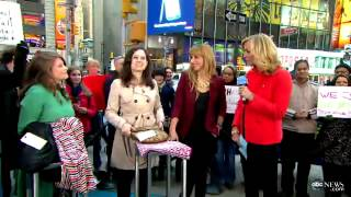 Tradesy on GMA with Founder Tracy DiNunzio Thumbnail