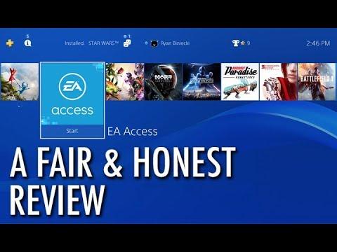 EA Access PS4 Review: Easily Exploitable Or A Cash Cow For EA