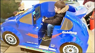 Funny Car Rides with Peppa Pig * Power Wheels