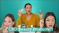 First Impressions: Cannabis (CBD) Infused Beauty & Skincare Products | Boxycharm