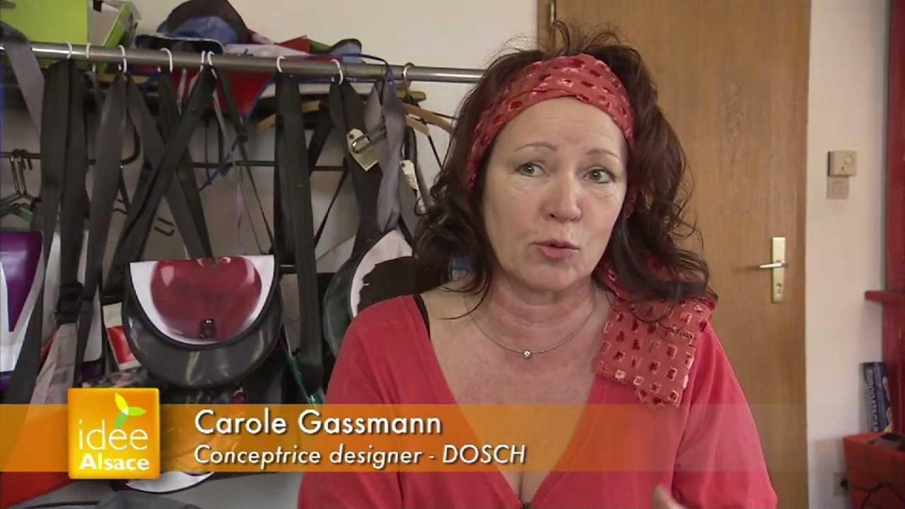 Dosch : Prix d'encouragement aux Trophées Idée Alsace 2012 - YouTube