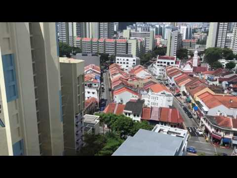 Hilton Garden Inn Serangoon Singapore Room 1414 Newly Opened