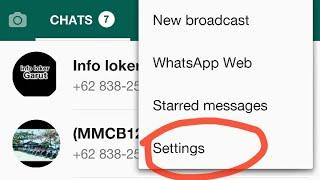 Tips supaya Gambar Whatapp tidak masuk otomatis ke Galery