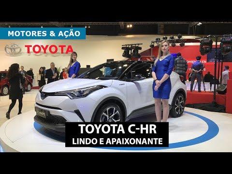 Toyota C HR lindo e apaixonante Sal o de Buenos Aires