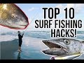 BEST Top 10 Surf Fishing Tips (Catch More Fish From The Surf)
