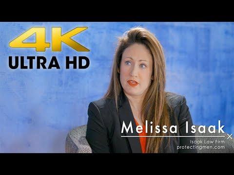 Melissa Isaak Interview : 4K