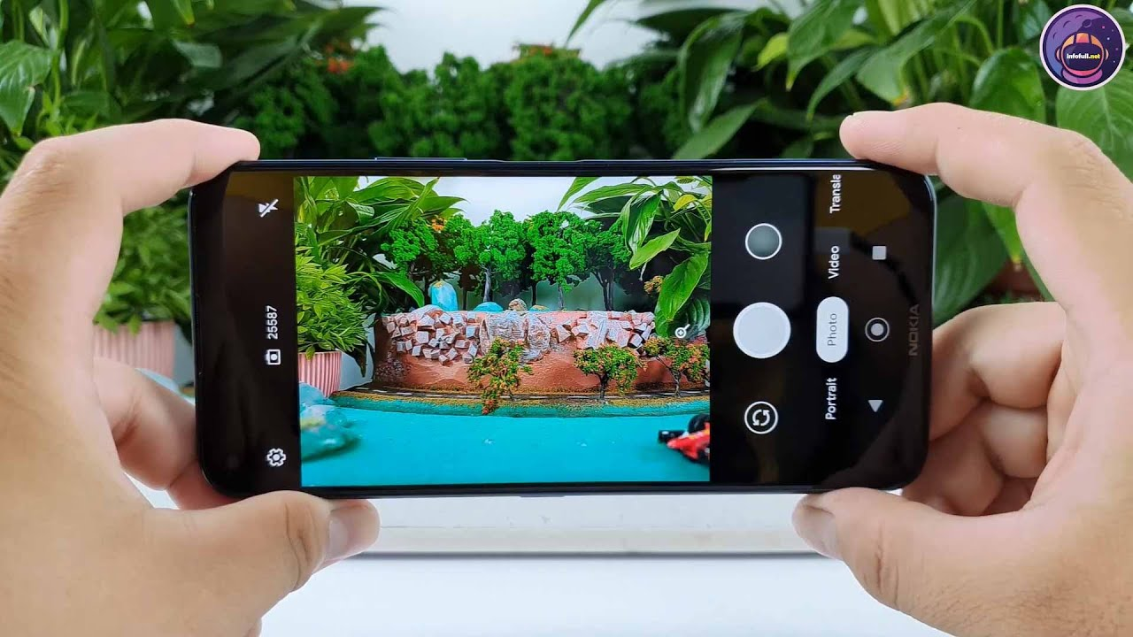 Google Camera 7.4 for Nokia 8.3 5G | Gcam vs Camera Stock
