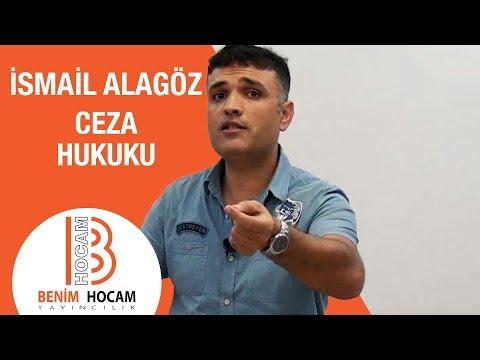 26) İsmail ALAGÖZ - CMK'da Tanık Bilirkişi Keşif ( 2018 )