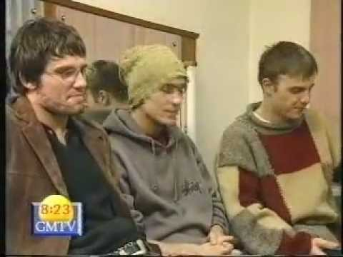 Take That on GMTV - Interview in 1994