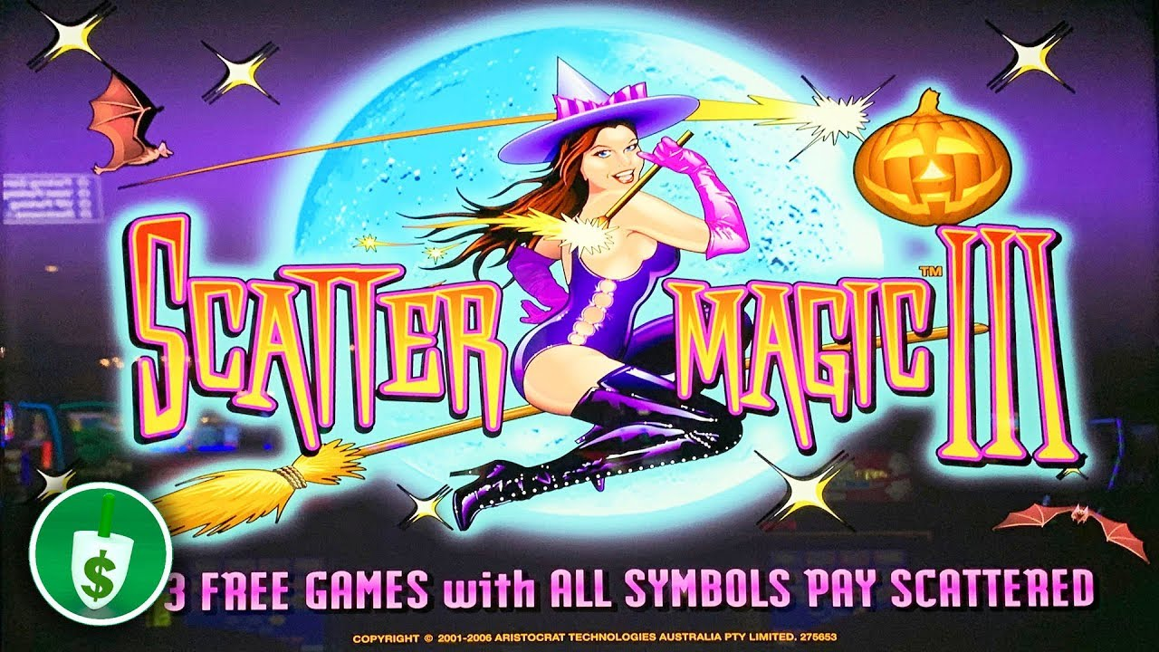Scatter Magic Slot Machine