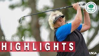 Highlights: 2021 U.S. Senior Women's Open, Final Round