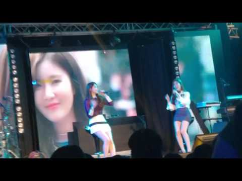 [170108] Davichi - Two Lovers @ OST & Greatest Hits Live in Singapore 2017