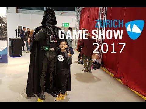 ZURICH GAME SHOW | 20 - 22 October 2017 - 3. DAY
