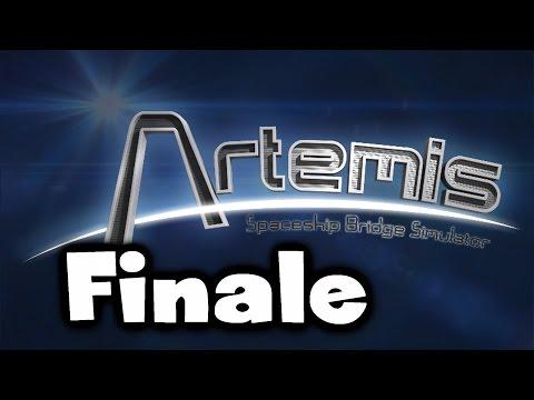 Artemis Space Ship Bridge Simulator-Finale: Dog is Dead