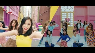 Download lagu TWICE LIKEY AND HEART SHAKER MV LYRICS MP3