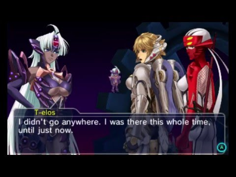 "Project X Zone 2 : Chapter 37 - ""Cypher Punk"""