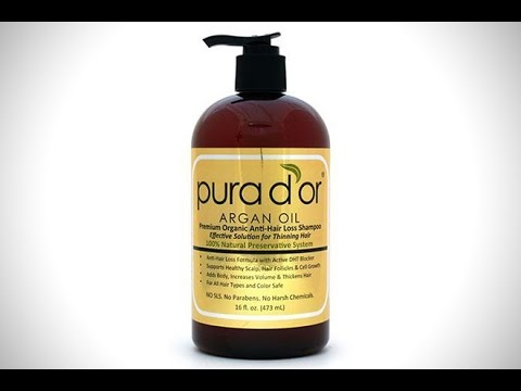 Pura D'Or Hair Care : An Honest Review
