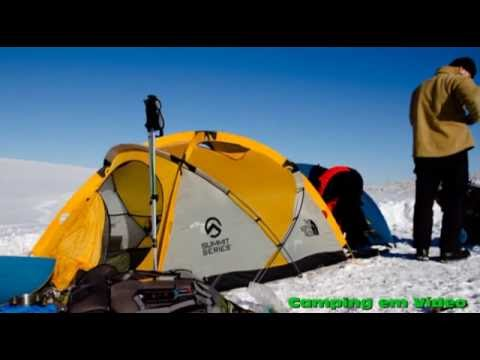 & North Face VE 25 - YouTube