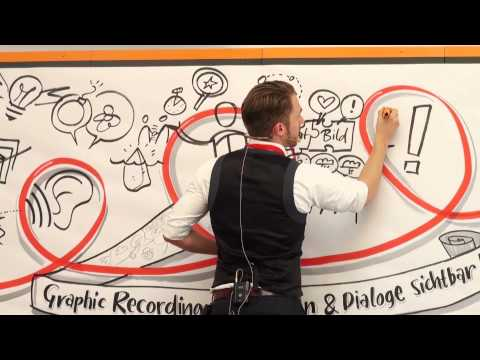 How Graphic Recording reduces Complexity | Andreas Gaertner | TEDxMünster