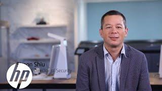 Simon Shiu: Head of the Security Lab | HP
