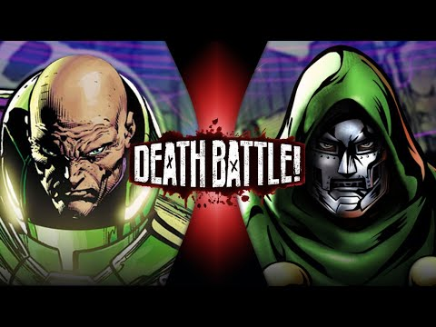 Death Battle Music - Apex of Doom (Lex Luthor vs Doctor Doom) Extended - EpicLinkSam