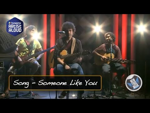 Someone Like You Video Song | Hipnotribe | Live Performance | Artist Aloud