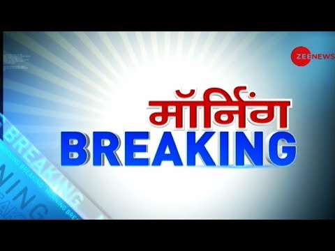 Morning Breaking: 6 terrorists killed in two encounters in Jammu and Kashmir