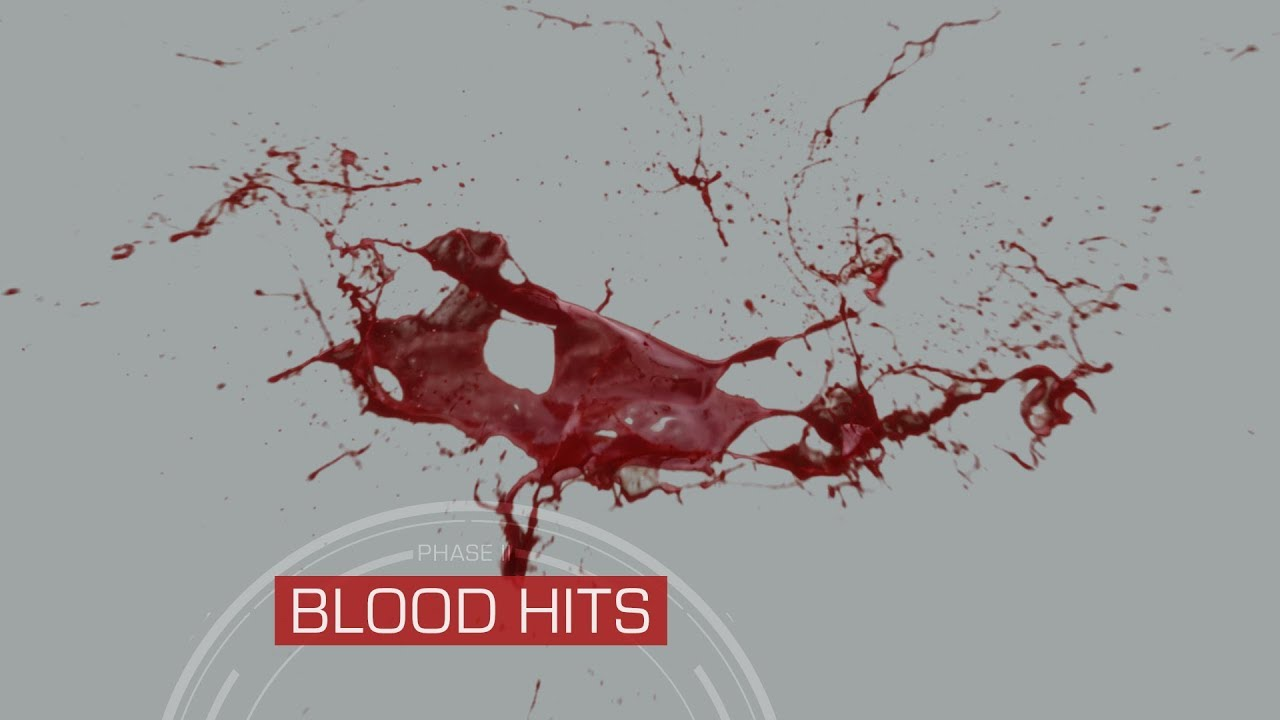 Our 150+ New Blood Splatter and Blood Hits VFX Stock Footage