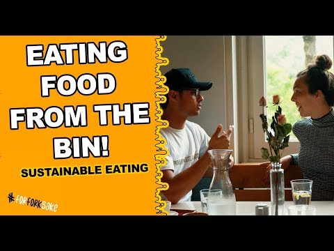 EPISODE #4 Amsterdam's Food Waste Restaurant Instock - MUNCHIES IN AMSTERDAM