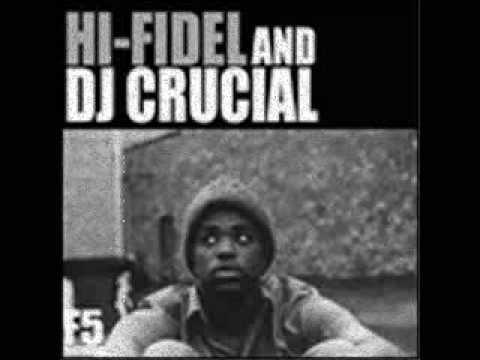 Hi-Fidel & DJ Crucial - Madiera II / Fiery-Like Mah-Mood