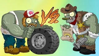 Plants Vs Zombies 2 Zombistein Vs Zombistein