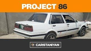 Project EE80 | 86 Corolla | Takiyaan