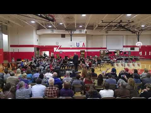 Palos South Middle School - 6th Grade Band
